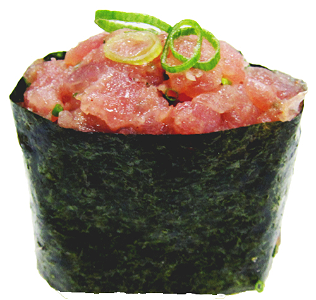 Foto Gunkan Tuna (Spicy)